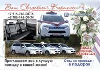 Свадебный кортеж Mitsubishi Outlander