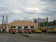 """Метроэлектротранс"" (Трамвайное депо №2)"