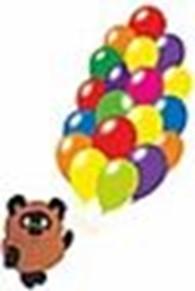 Частное предприятие Оформление воздушными шарами, украшение воздушными шарами — «Воздушный мир»