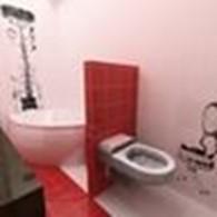 Мебель для ванных комнат, сантехника