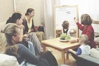 """Школа психологии семьи Виноград"""
