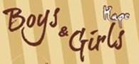 Boys & Girls, кафе-бильярдная