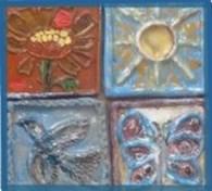 """Детская студия керамики  """"Синяя птица"""""""