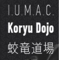 """Международный союз клубов боевых искусств """"Корю Додзё"""""""