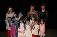 Детская театральная студия «Волшебный ключик»