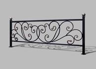 ОП Художественная ковка, ворота, заборы, оградки, балконы