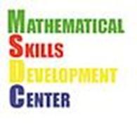 Mathematical Skills Development Center