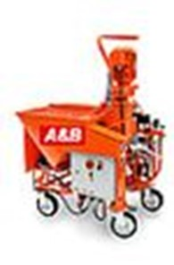 A&Bohniak-штукатурне обладнання; комплектуючі запасні частини, шнекові пари, шланги, моторедуктори
