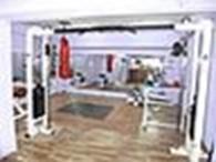 Тренажерный зал «Железяка»