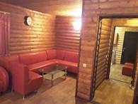 Русская баня на дровах в Ольгино