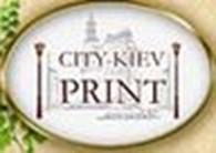 City Kiev Print