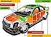 Частное предприятие Материалы для виброизоляции и шумоизоляции автомобилей, полиуретановые ковры в салон Novline