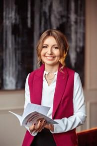 Бизнес - тренер Наталья Реген