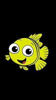 Рыбка Малек