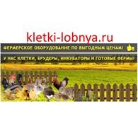 """Интернет магазин """"Клетки - Лобня"""""""
