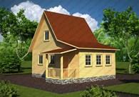 Выставка загородного домостроения