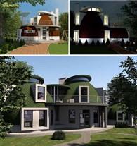ООО SunHouse - ваш купольный дом под ключ!