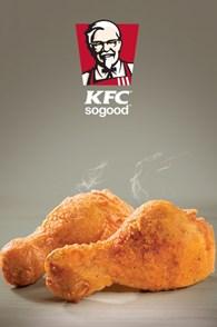 """""""KFC so good"""""""