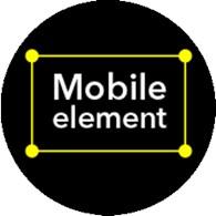 Mobile element