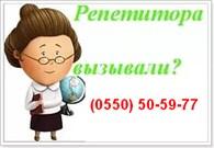 Частный репетитор Репетитор, учитель по английскому и французскому языкам в Бишкеке, Киргизия
