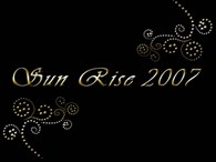 SunRise2007