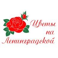 Цветы на Ленинградской