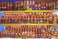 Сувениры из Москвы