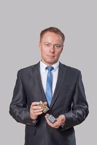 Венчурный эксперт Олег Погожев