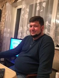 Столяр - краснодеревщик Павел Григорьев