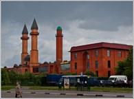 """Московская мечеть """"Ярдям"""""""