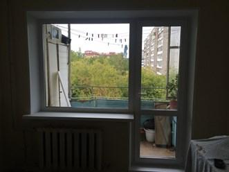 Окна в интерьере загородного дома