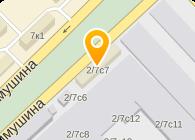 Автостоянка на ул николая химушина на карте москве