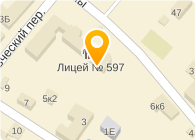 № 597 ЛИЦЕЙ КОМПЬЮТЕРНЫХ ТЕХНОЛОГИЙ