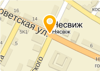 """Гостиница """"Палац"""" в Несвижском замке."""