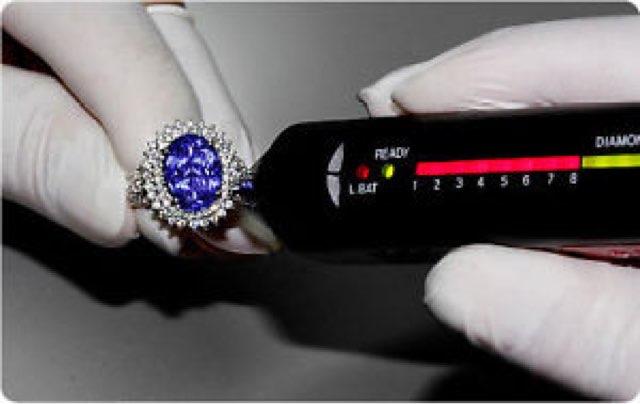 Как в домашних условиях проверить подлинность бриллианта в домашних условиях