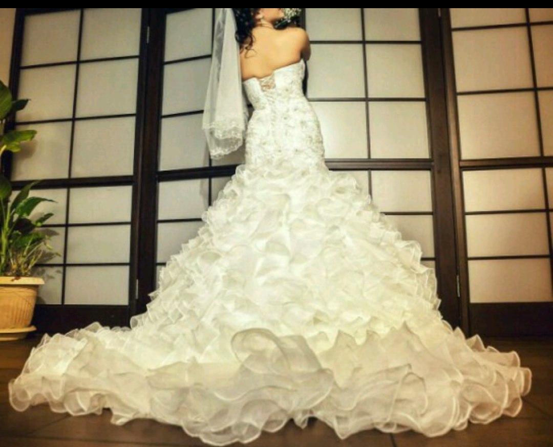 Свадебное платье напрокат цены