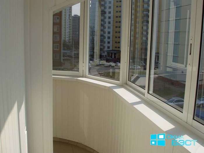 Остекление балконов и лоджий . цена - договорная., екатеринб.
