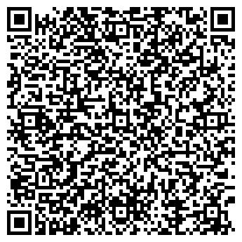 QR-код с контактной информацией организации MOLECULE