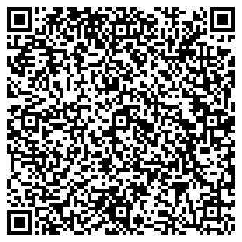 QR-код с контактной информацией организации ПОПУГАЙ