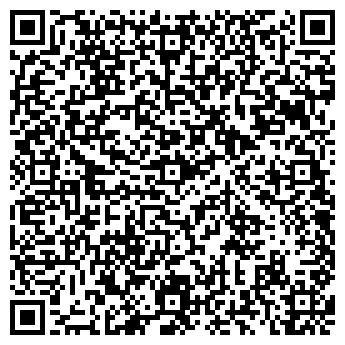 QR-код с контактной информацией организации ПЛАНЕТА КРАСОТЫ