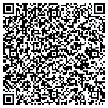 QR-код с контактной информацией организации ЗАО ЧЕРЁМУШКИ