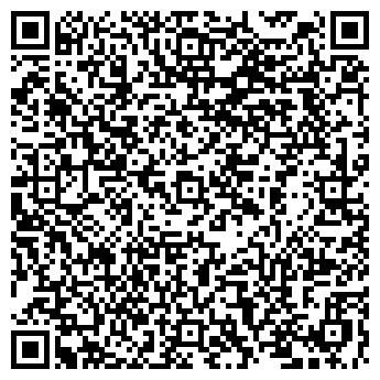 QR-код с контактной информацией организации ДЕТСКИЙ САД № 2286