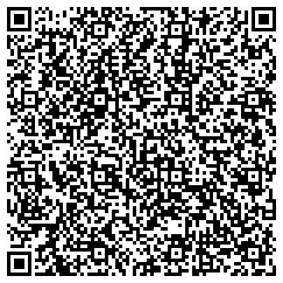 QR-код с контактной информацией организации Отделение полиции по обслуживанию комплекса Поклонная гора