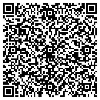 QR-код с контактной информацией организации ИН-ЯЗ