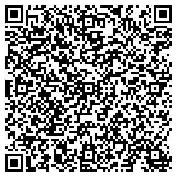 QR-код с контактной информацией организации КАРАНДАШ КЛУБ