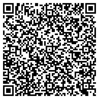QR-код с контактной информацией организации Синнабон