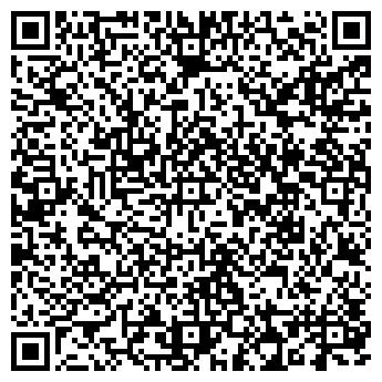 QR-код с контактной информацией организации ДЕТСКИЙ САД № 518