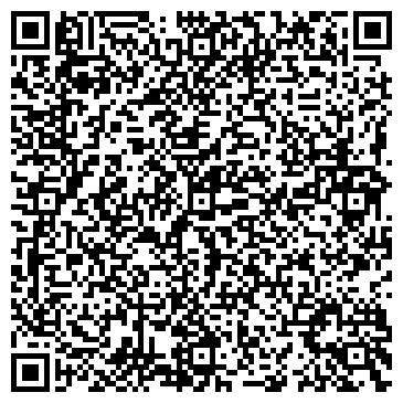 QR-код с контактной информацией организации ТРИШКИН COIFFURE