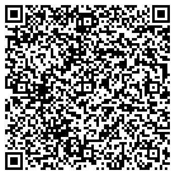 QR-код с контактной информацией организации RED NAILS