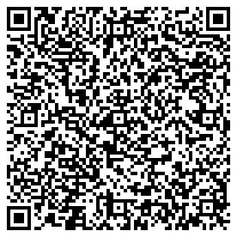 QR-код с контактной информацией организации АВИАФЛОТ